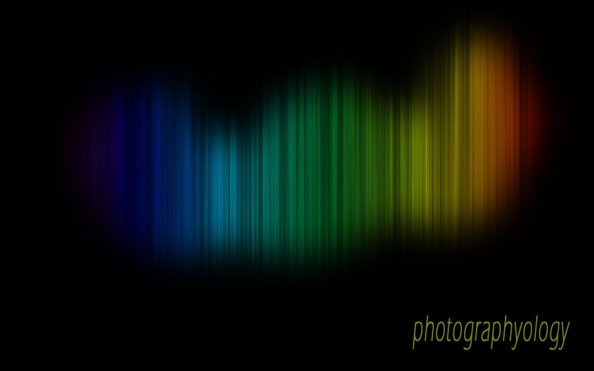 Rainbow Abstract